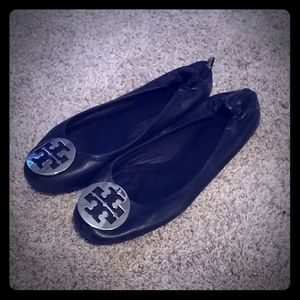 Tory Burch Flats- Damaged